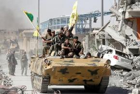 Nga toan tính gì khi tiếp tục đổ quân vào Bắc Syria?