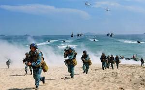 Hình ảnh oai hùng của Quân đội Nhân dân Việt Nam sau 75 năm xây dựng, phát triển