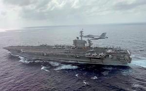 Tàu sân bay Theodore Roosevelt của Mỹ thăm Đà Nẵng giúp Việt Nam khẳng định điều gì?