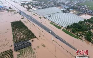 130 triệu lượt người ở Trung Quốc bị ảnh hưởng do thiên tai