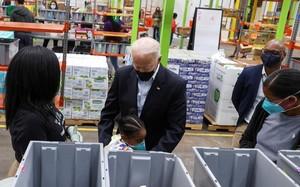 Toàn cảnh chuyến thăm bang Texas của Tổng thống Mỹ Joe Biden