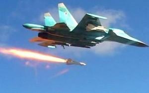 """Nga không kích, khủng bố """"chết như ngả rạ"""" trên chiến trường Syria"""