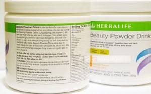 Vì sao TPCN Beauty Powder Drink của Herbalife bị phạt?