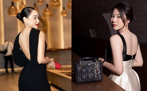 Đọ vẻ gợi cảm của Quỳnh Thư và diễn viên Huỳnh Hồng Loan