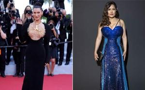 Muôn kiểu khoe thân quyến rũ trên thảm đỏ LHP Cannes 2021