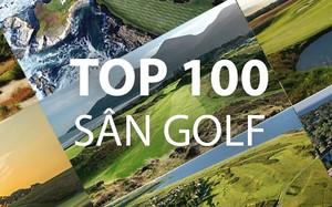 Top 100 sân golf đẹp nhất thế giới (phần 1)