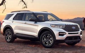 SUV cỡ lớn Ford Explorer bị triệu hồi lần thứ 10 tại Mỹ