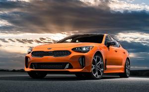 Kia Stinger 2022 tăng sức mạnh động cơ, từ 857 triệu đồng tại Mỹ