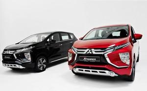 Mitsubishi Xpander Hybrid nhập khẩu Indonesia sắp về Việt Nam?