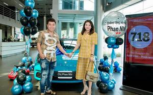 Đại gia Sài thành chi hơn 6 tỷ đồng tậu Porsche Boxster tặng vợ