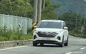 Hyundai Custo 2022 lộ diện