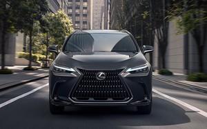 Lexus NX 2022 ra mắt, thêm tùy chọn động cơ hybrid cắm sạc