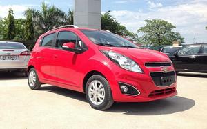Hơn 2.800 xe Chevrolet Spark Van bị triệu hồi tại Việt Nam