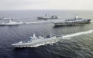 Lớp khu trục hạm Trung Quốc coi trọng hơn cả tàu sân bay