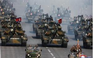 Sư đoàn thép 105 trong Quân đội Triều Tiên có sức mạnh thế nào?