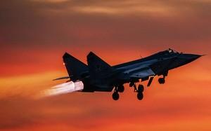 NATO - Ukraina nên nhớ, Nga vẫn còn siêu tiêm kích MiG-31 trong biên chế