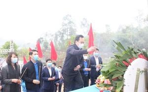 """Đoàn Thanh niên Liên hiệp Hội Việt Nam tham gia lễ phát động Tháng Thanh niên và trồng cây """"đời đời nhớ ơn Bác Hồ"""""""