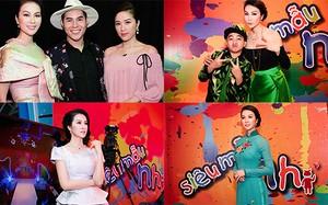 MC Thanh Mai thay 4 bộ trang phục khi làm giám khảo