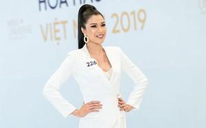 Vì sao Nguyễn Thị Thành bị loại khỏi Hoa hậu Hoàn vũ VN 2019?