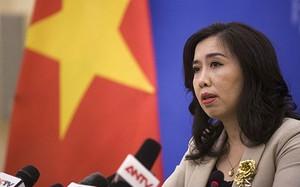 Việt Nam phủ nhận 'Trung Quốc hoạt động ở biển Đông hơn 2.000 năm'