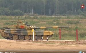 Video: Phát bắn không được công nhận của đội xe tăng Việt Nam