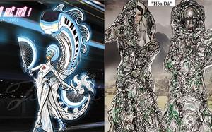 Trang phục dân tộc cho Khánh Vân thi Miss Universe: Độc, lạ lên ngôi?