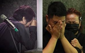 Đám tang đẫm nước mắt của NSƯT Tuấn Phương