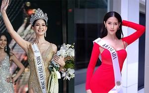 Soi body gợi cảm của tân Hoa hậu chuyển giới Thái Lan