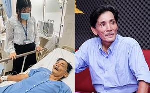 Diễn viên Thương Tín bị đột quỵ, chưa có người thân bên cạnh