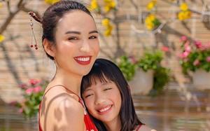 Hoa hậu Ngọc Diễm có bạn trai, cuộc sống mẹ đơn thân thế nào?