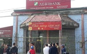 Khởi tố đối tượng cướp ngân hàng Agribank tại Thái Bình