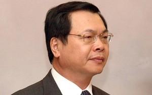 Khởi tố nguyên Bộ trưởng Công thương Vũ Huy Hoàng