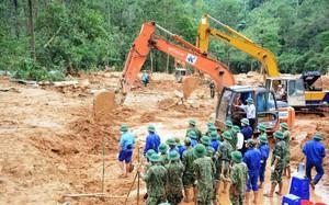 Điều trông thấy từ hình ảnh bộ đội cụ Hồ trong lũ lụt miền Trung