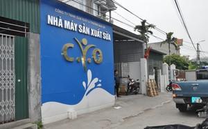 Nhà máy sữa CIO Hải Dương sai phạm: Trách nhiệm Chi cục ATTP ở đâu?