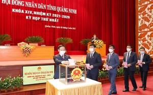 Bí thư Quảng Ninh Nguyễn Xuân Ký tái đắc cử Chủ tịch HĐND Quảng Ninh