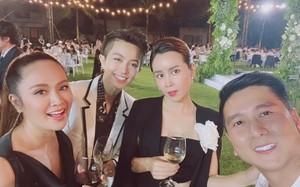 Lưu Hương Giang - Hồ Hoài Anh tình cảm bên nhau sau ồn ào ly hôn rồi tái hợp