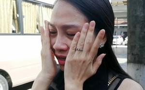 MC Mỹ Lan bật khóc nói về tin nhắn cuối của MC Diệu Linh