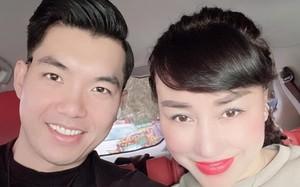 Trương Nam Thành tình tứ bên vợ đại gia hơn 15 tuổi