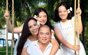 Gia đình Thúy Hạnh về nhà sau gần 4 tháng kẹt ngoài đảo