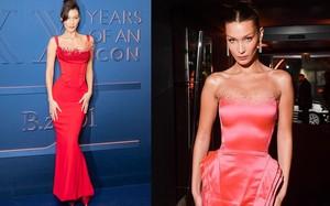 Ngán ngẩm trang phục o ép vòng một của nàng mẫu Hollywood Bella Hadid