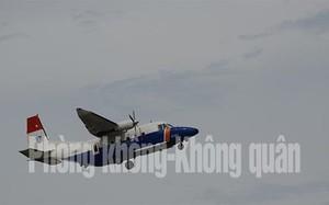Mục kích máy bay Casa-212 Việt Nam trở lại bầu trời