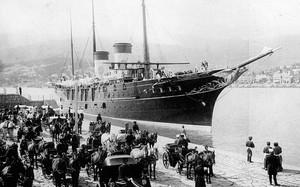Hé lộ du thuyền hạng sang của Sa hoàng cuối cùng