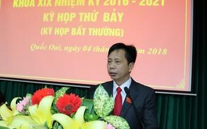 Huyện Quốc Oai đã có Chủ tịch HĐND mới