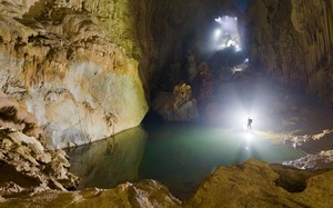 Phát hiện sửng sốt về kích thước mới hang Sơn Đoòng
