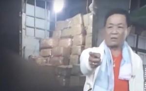 """Trùm bảo kê chợ Long Biên Hưng """"kính"""" bị bắt"""