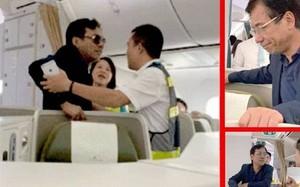 Đại gia bất động sản xàm sỡ khách nữ trên máy bay: Phạt NV an ninh 2 triệu