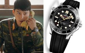 Vì sao đồng hồ của Hyun Bin 'Hạ cánh nơi anh' có giá hàng nghìn USD?