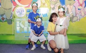 Ốc Thanh Vân tiết lộ hình ảnh mới nhất của con gái Mai Phương