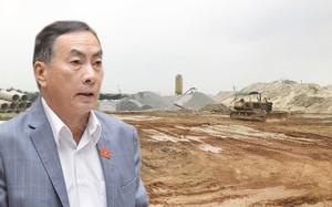 Đại biểu Quốc hội đề nghị xử lý nghiêm vụ Cty Thăng Long san lấp sông Sóc Sơn trái phép