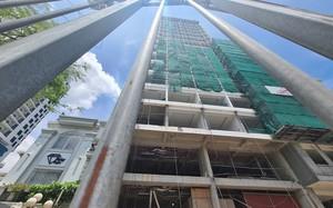 """Công trình 15 tầng """"mọc"""" không phép: Phạt Công ty Quang Minh 40 triệu đồng"""